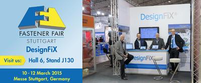 Fastener Fair 2015 Stuttgart