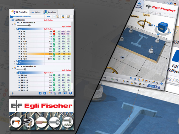 Anchor Design Egli Fischer