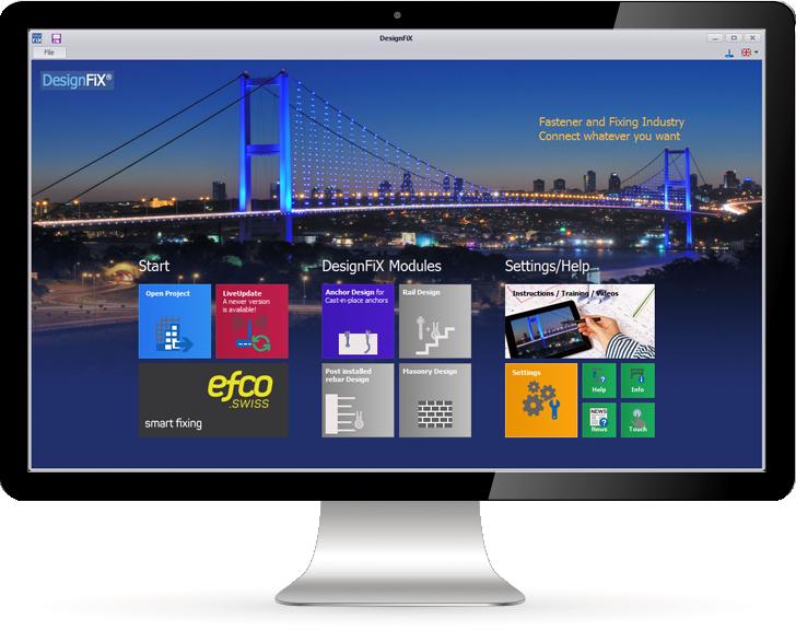 EFCO DesignFiX