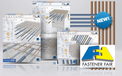 Fastener Fair 2017 – Rebar Design Preview