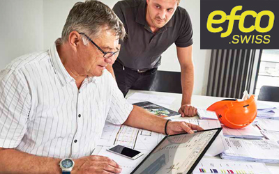 Smart fixing – EFCO GOES DIGITAL
