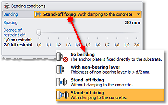 DesignFiX: Lever arm / bending