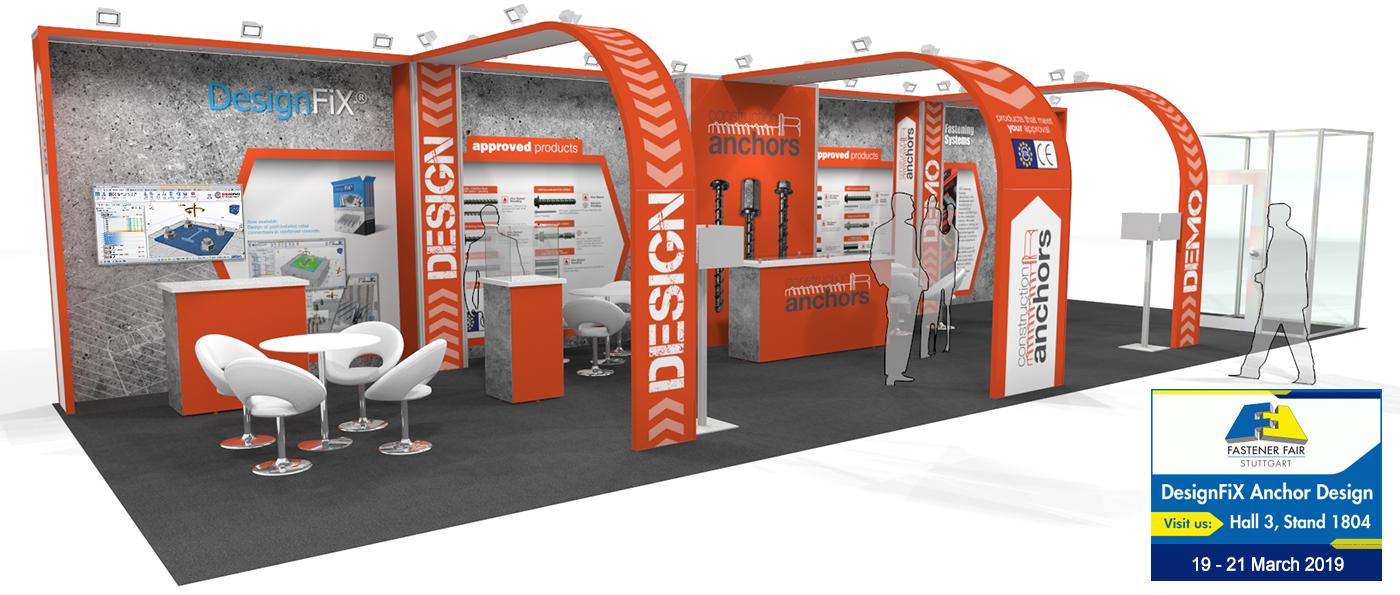 DesignFiX - Fastener Fair Stuttgart 2019