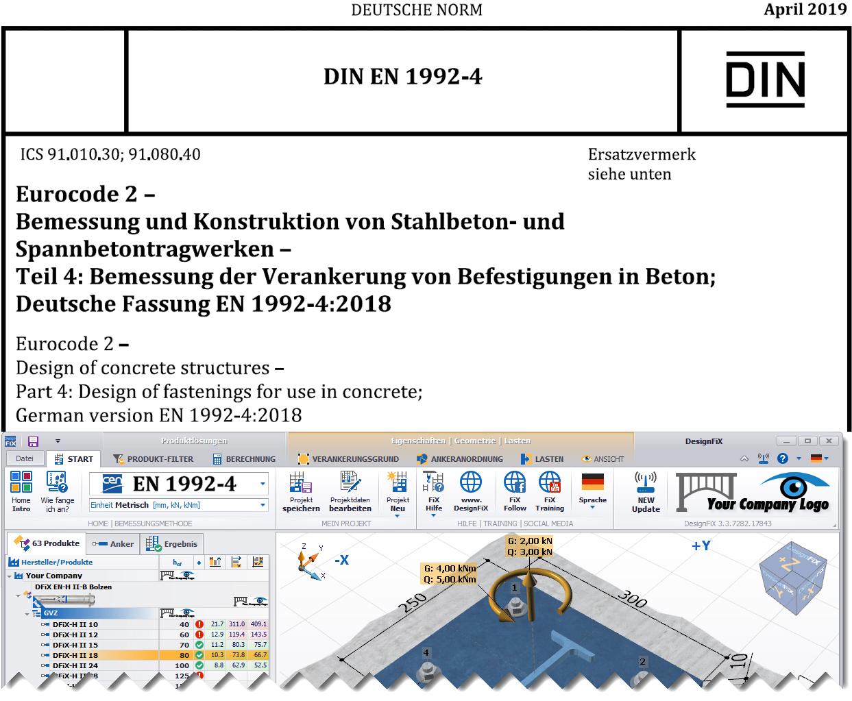 DIN EN 1992-4:2018